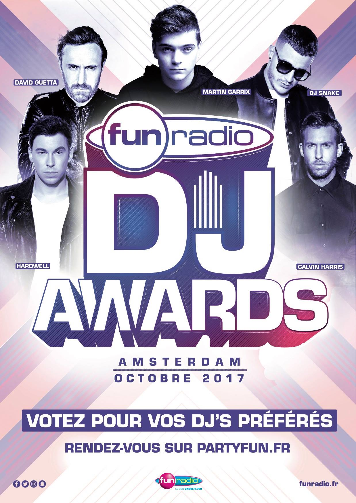 Dernier jour pour voter (pour moi ��) au #FunDJAwards https://t.co/VIRjlgdCRq https://t.co/1yfyHchaVn