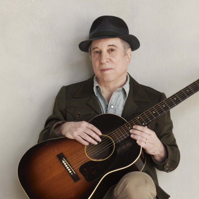 Happy 76th birthday to Paul Simon!
