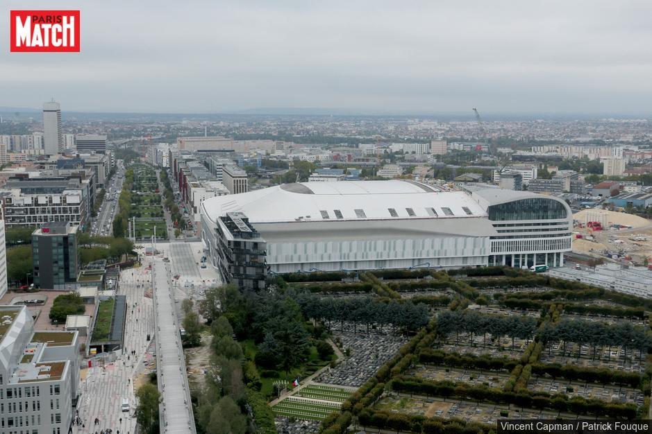 Salle polyvalente U Arena : un nouvel écrin pour Paris https://t.co/o0KO7MHmy1 https://t.co/0iDPdCV8k6
