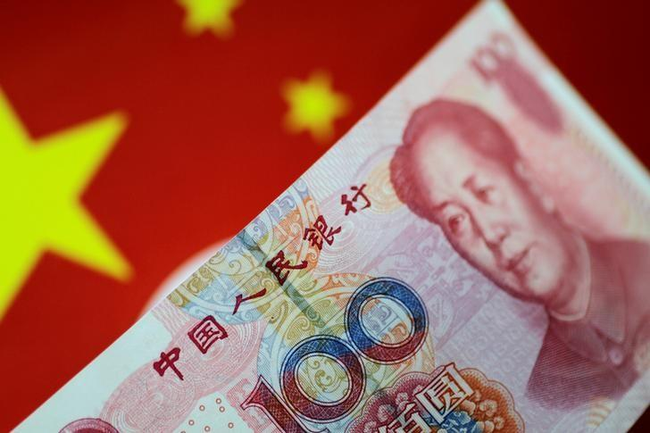 China new yuan loans rise more than expected in September