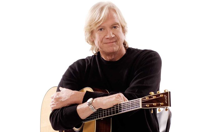 Happy Birthday Justin Hayward (THE MOODY BLUES). Will the band get in the Rock and Roll Hall of Fame? We say yes!