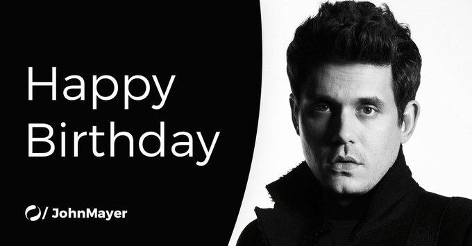 Happy Birthday to the incredible - we hope you have an amazing day!