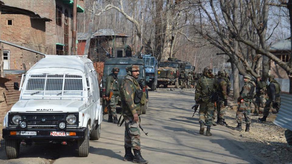 Militant module unearthed in Kashmir's Kulgam; Hizbul, LeToperatives arrested