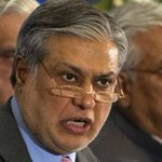 Pakistan Finance Minister Ishaq Dar appears before anti-corruption court