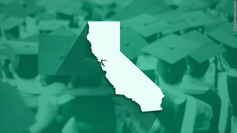 California will make one year free at community colleges