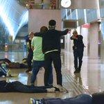 Gunmen, bombers raid Changi Airport as agencies simulate response to terror attacks