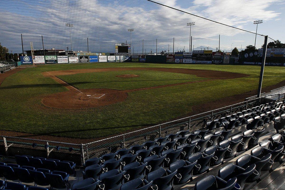 test Twitter Media - Everett Memorial Stadium's baseball field converted to turf https://t.co/Mc5kSX4bMc https://t.co/wQzSju0kah