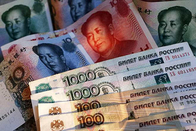 China Launches Ruble-Yuan Payment System