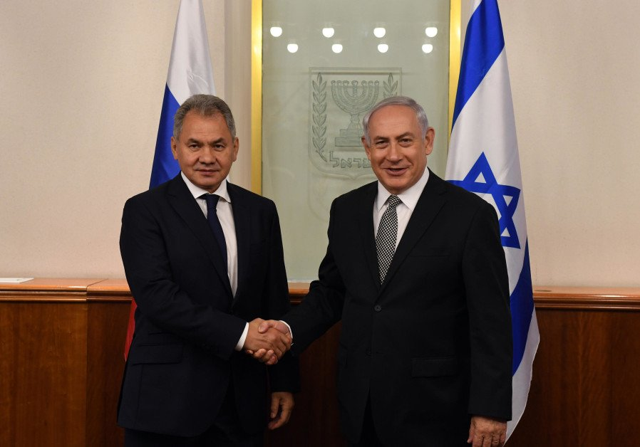 Netanyahu to Russian defense minister: Israel won't allow Iranian presence in Syria