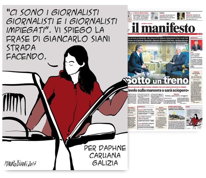 #DaphneCaruanaGalizia