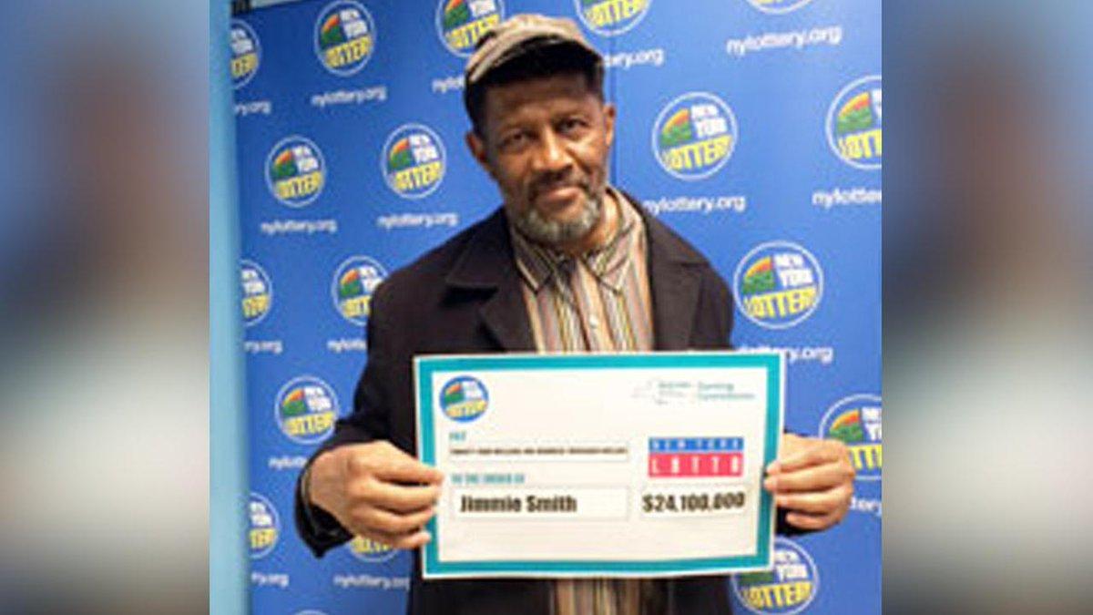 New Jersey man claims $24.1M lottery jackpot just before 1-year deadline https://t.co/uSiakHltYG https://t.co/RrWtLFR7T2
