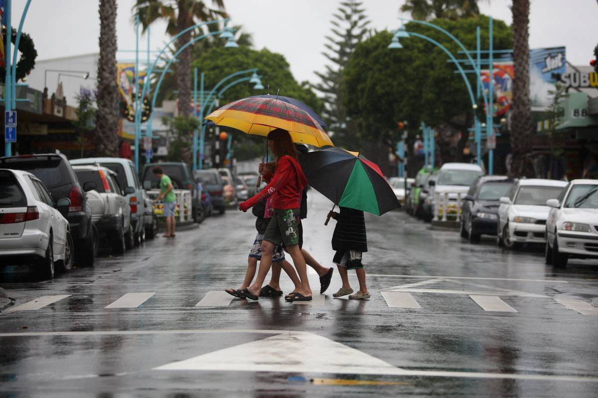 Showers likely for Labour Weekend weather