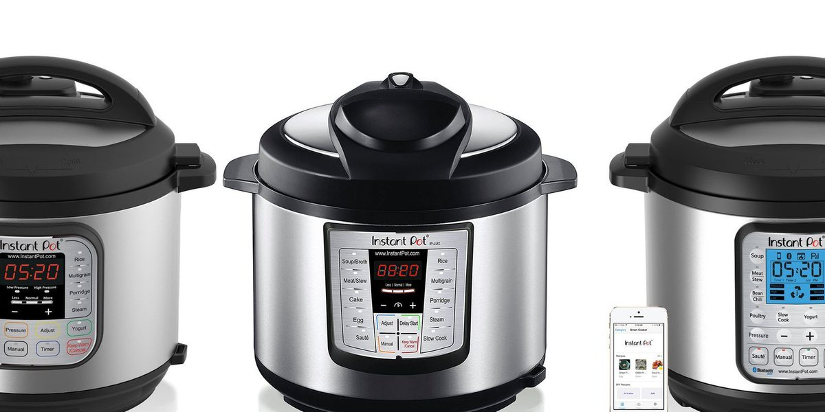 How to buy the right Instant Pot, 2017's hottest gadget