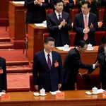 China's Xi: any attempt to separate Taiwan from China will be thwarted