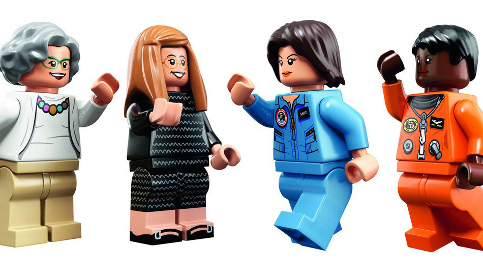 We just got our first look at Lego's rad Women of NASA set https://t.co/9FykZUdgf1 https://t.co/YjgIpz9hbY