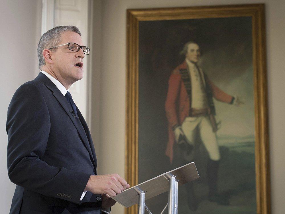 Terrorist attacks can never be 100 per cent prevented in a free society, MI5 head