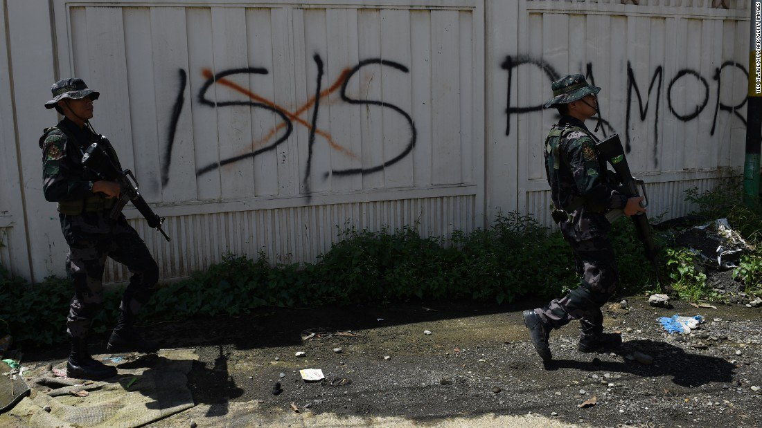 Why the victory in the Philippines city of Marawi doesn't mean the end of ISIS in Asia