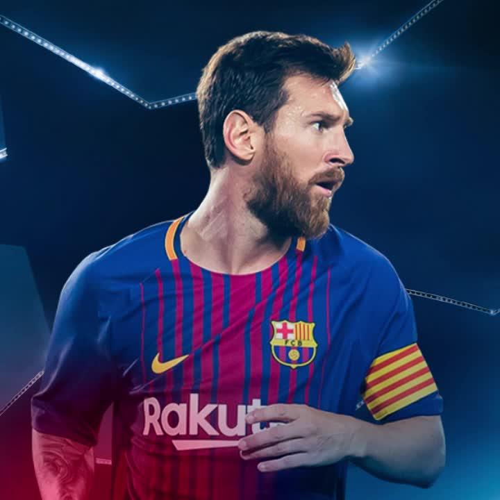 RT @FCBarcelona: ⚽️⚽️ GOOOALLLLL!!! Leo Messi with a free kick makes it 2-0!!!! #BarçaOlympiacos #UCL https://t.co/Ii3fQ9S2Kl