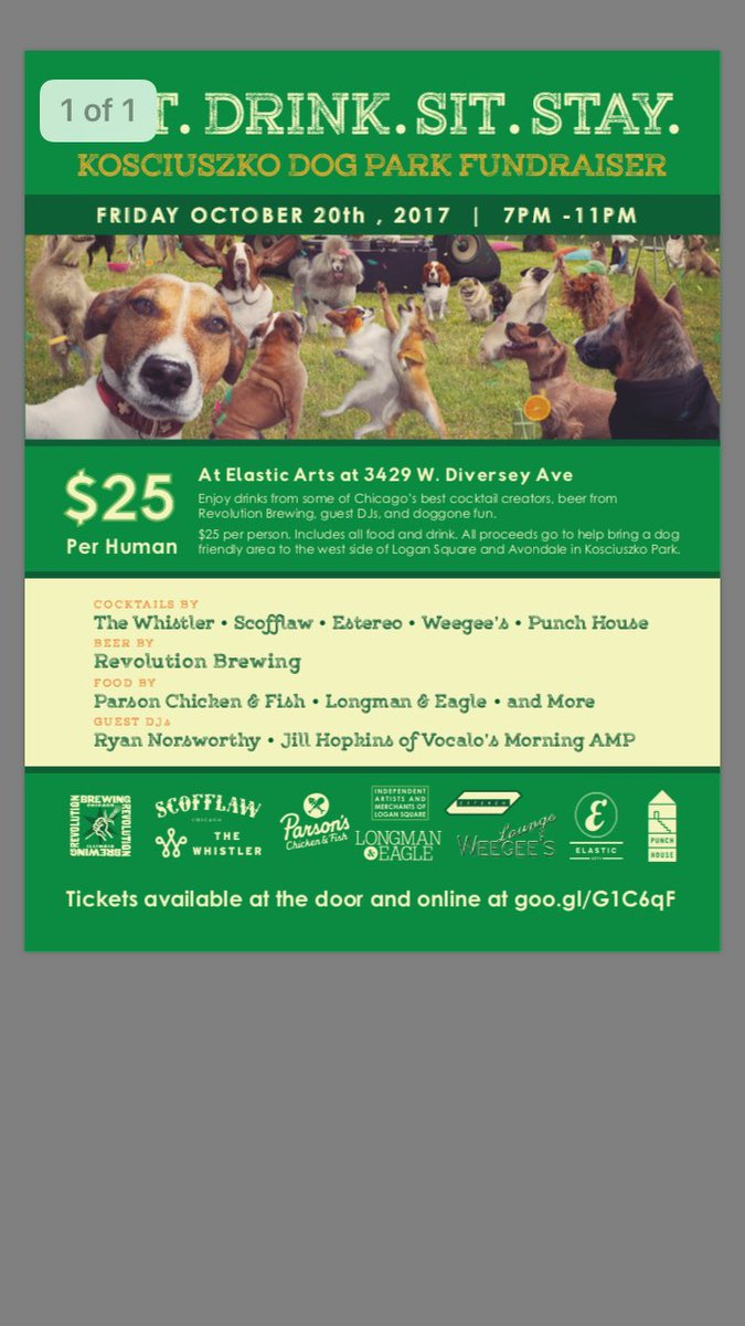test Twitter Media - Dog-friendly areas help build stronger community! I hope you can come support this fundraiser for a Kosciuszko Dog Park. Details below https://t.co/s4Vs9jLrEK