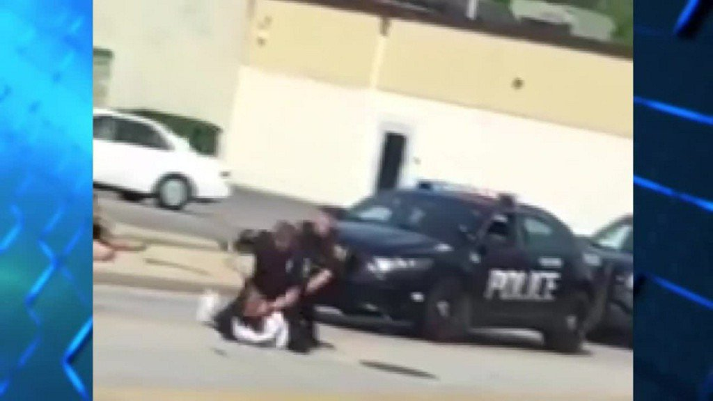 Ohio police officer fired; video showed officer beating driver after traffic stop