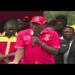 President Uhuru Kenyatta maintains Raila has no power to stop election