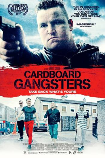 test Twitter Media - RT & Follow to be in with a chance of winning 1 of 5 Cardboard Gangsters DVDs! #cardboardgangsters https://t.co/BmnlEGNihg