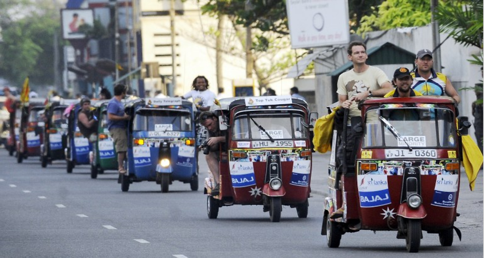 Sri Lanka to restrict import of tuk-tuks