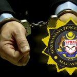 2 bekas setiausaha Mohd Shafie ditahan