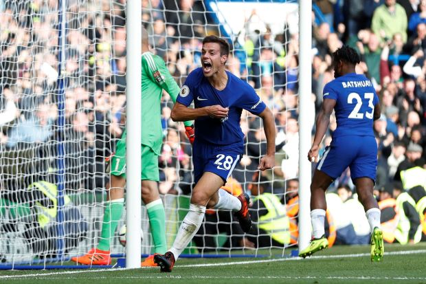 Chelsea withstand pressure to sink Watford