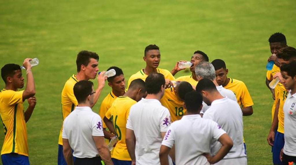 FIFA U-17 World Cup: Brazil coach tells his boys to feel stadium's soul, visualise and play