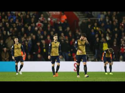 A Disgraceful Result!!! – Southampton 4 Arsenal 0 -  Click link to view & comment:  https://t.co/kBYldr38pi https://t.co/hlcAl2E2LF