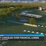 Music festival in Orangeburg County canceled due to financial losses