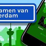 Rotterdam, nu de tweede stad ter wereld met een straatnamenapp