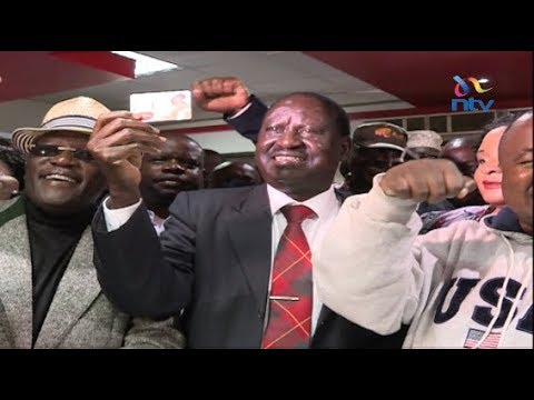 Raila, Mudavadi lead supporters in migrating to Airtel