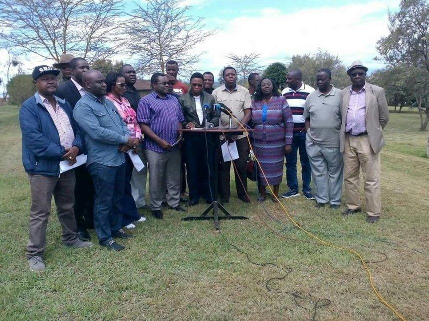 Ignore Nasa's economic sabotage, western leaders say