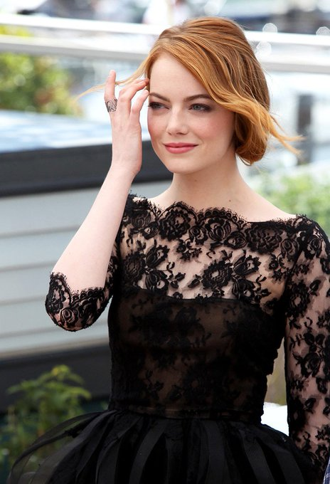 Happy 29th Birthday Emma Stone. November 6th, 1988.