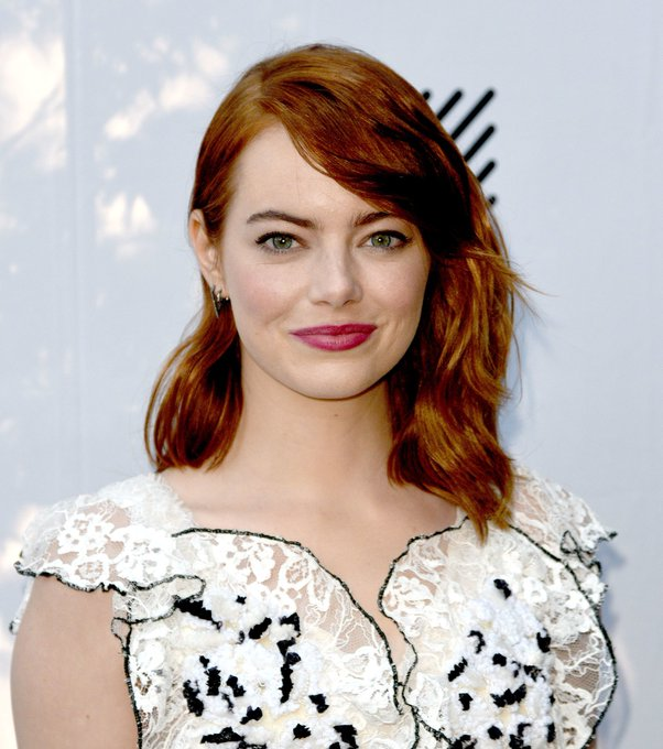 Happy Birthday to Emma Stone, she turns 29 today