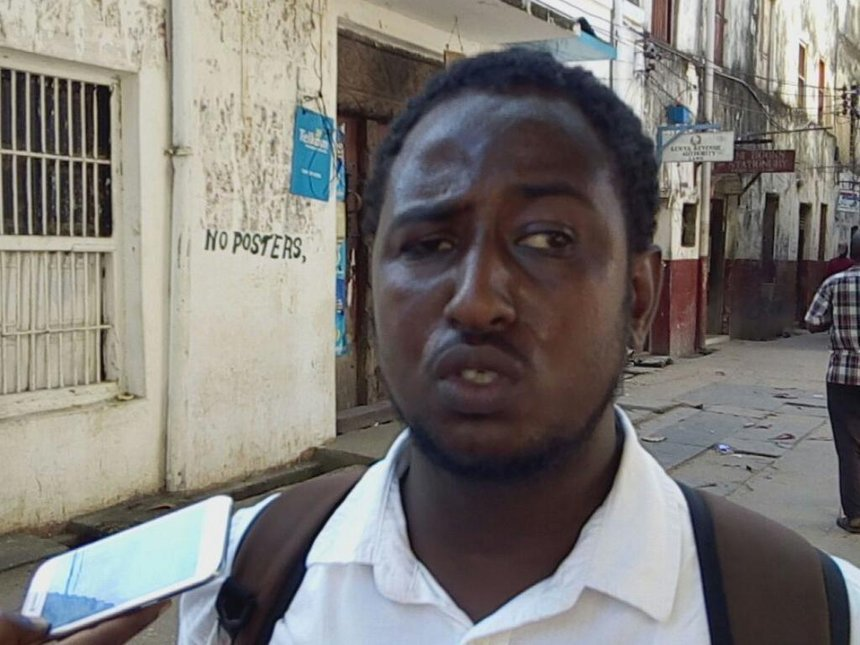 Journalist harassed by police, IEBC officials in Lamu