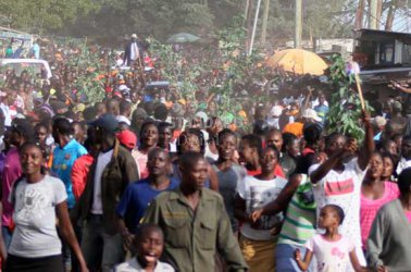 Four killed as opposition asks supporters to keep out of harm's way