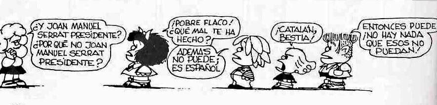 RT @CuleFer: Mafalda siempre vigente ... https://t.co/HJaqXWxe00