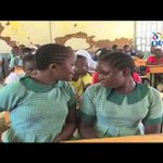 KCPE examination materials delivered across the coast region