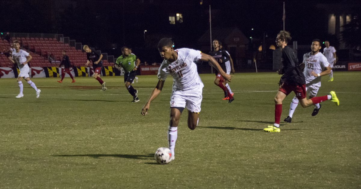 Maryland men's soccer falls to Michigan, 2-1, to end regular season
