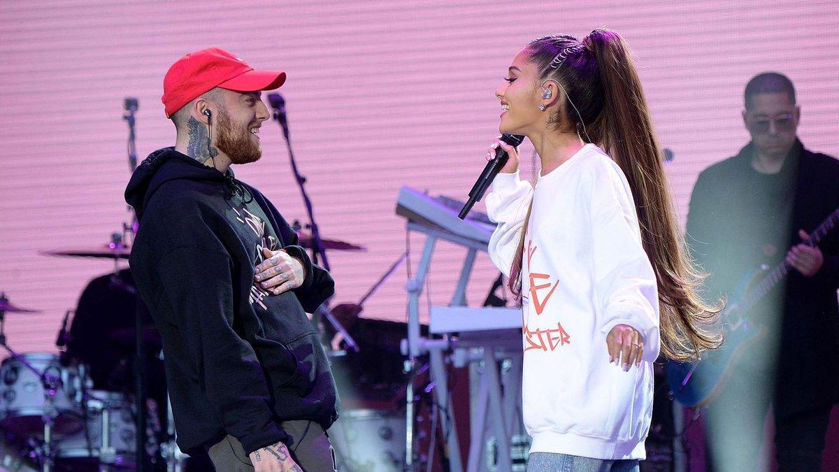 Ariana Grande And Mac Miller's Halloween Costumes Are So Hot Right Now