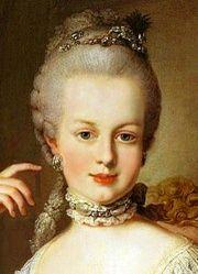 Happy Birthday Marie Antoinette (1755 - 1793) Warren G. Harding (1865 - 1923)