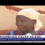 KEMRI rules out Marburg, Ebola outbreak in Kenya