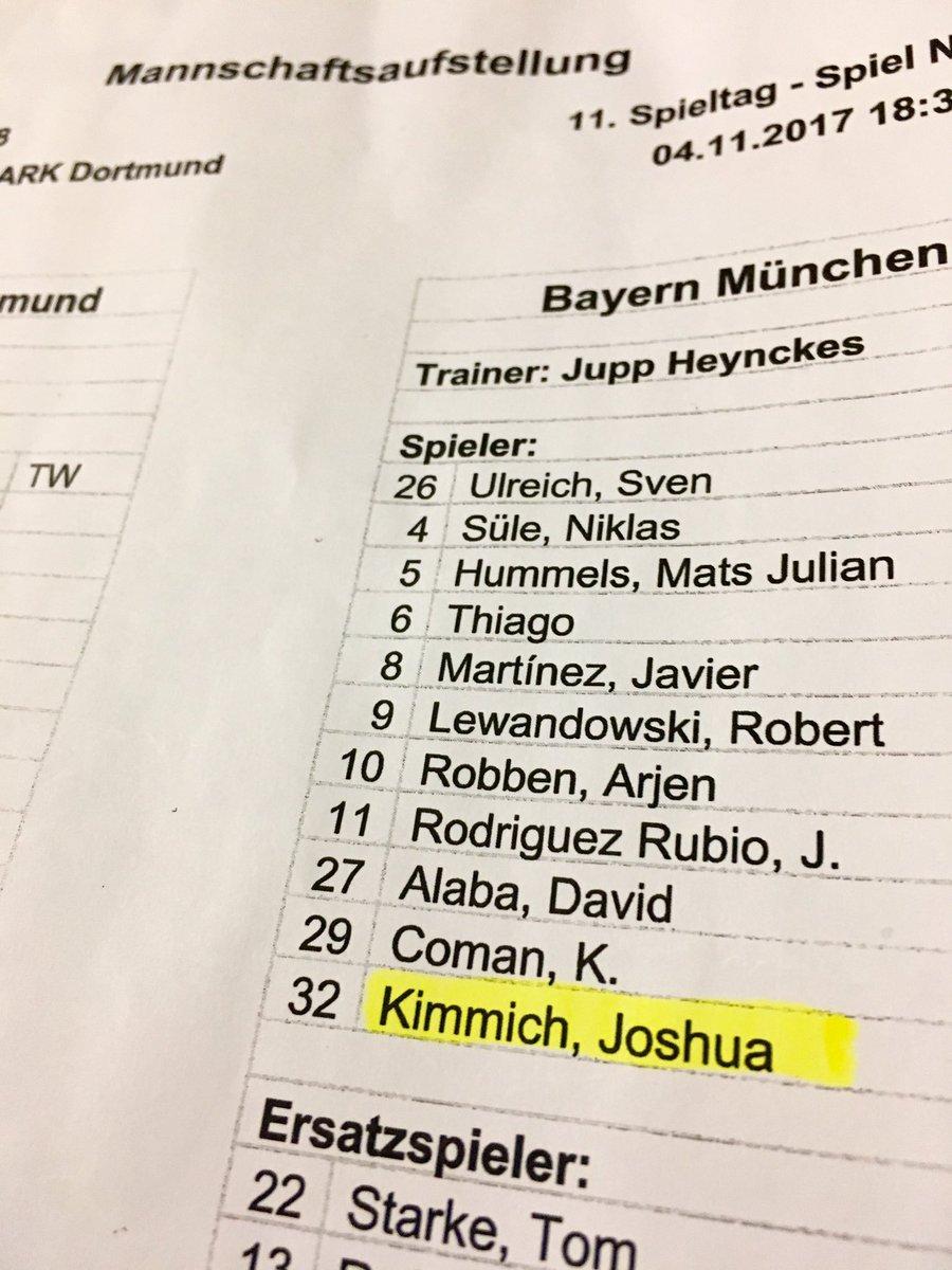 #Kimmich