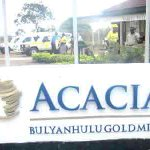 Acacia share price slips again