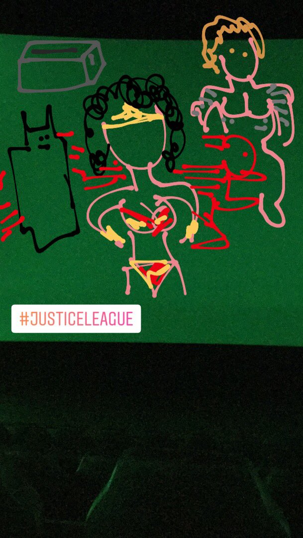 #JusticeLeagueIT