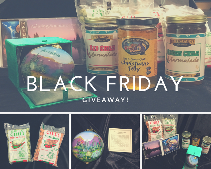 Enter to Win our Black Friday Giveaway!