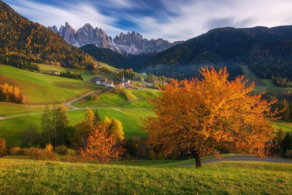 Autumn in Italy! https://t.co/tDgOQIkkav
